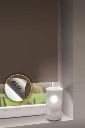 Mini thermo roló - szürke színű