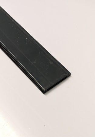 Záróléc alumínium,antracit