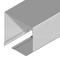 Redőnytok alumínium165 mm, új típus