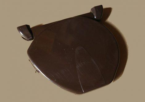 8. Kagyló formájú redőnyautomata (gurtnihoz),  barna