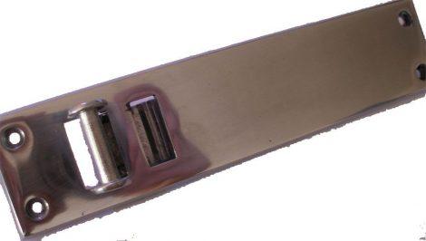 9. Maxi rugó fedlap (alumínium)