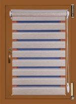 Maxi sávroló tokozat nélküli 1-es 2-es színmintából (240 cm magasságig)