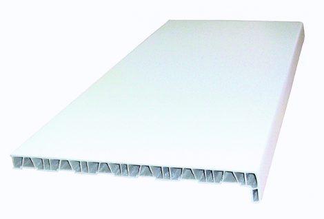 25 cm-es műanyag ablakpárkány