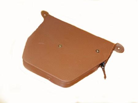 3. Fém füles redőnyautomata (gurtnihoz), aranytölgy