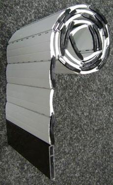 7. Alumínium redőny palást (39 mm-es léccel)