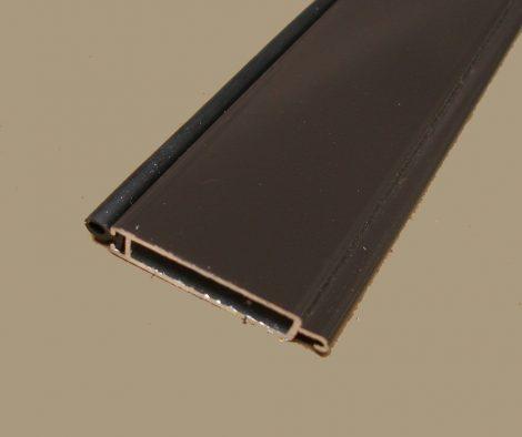 3. Záróléc alumínium,barna