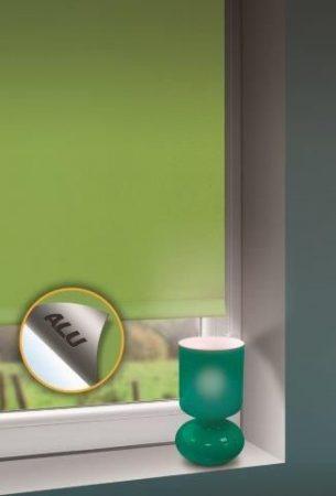 Mini thermo roló - alma zöld színű