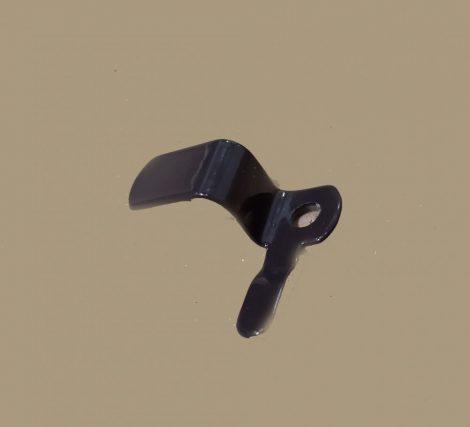 Rögzítőfül peremes szúnyoghálóhoz (barna)