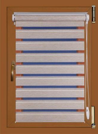 Maxi sávroló tokozat nélküli 3-as színmintából (240 cm magasságig)