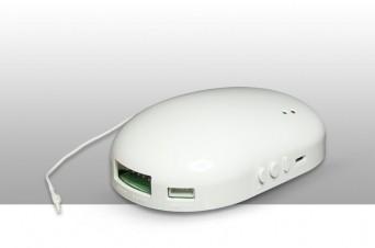 Smarthome DC 256 fali vevő+kapcsoló