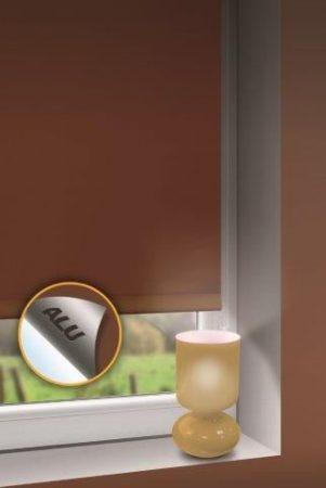 Mini thermo roló - csokoládé színű