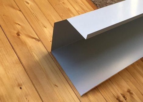 Redőnytok lindab165 mm, új típus