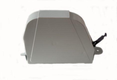 Fém füles redőnyautomata  (mini gurtnihoz), fehér