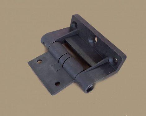 Műanyag zsanér szúnyogháló ajtóhoz (barna)